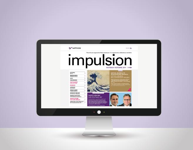 Site web pour journal interne